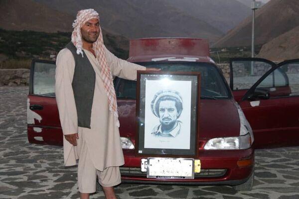 Выставка в честь Ахмад Шаха Масуда в Панджшире - Sputnik Таджикистан
