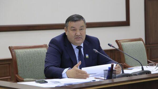 Вице-премьер Узбекистана Уктам Барноев - Sputnik Таджикистан