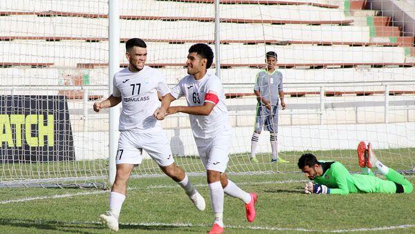Бохтарский Хатлон стал вторым финалистом Parimatch – Кубка Таджикистана-2020 - Sputnik Таджикистан