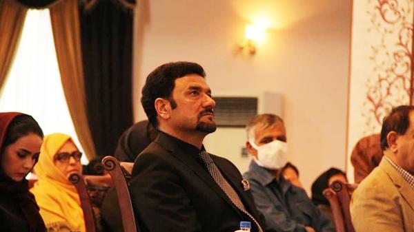 Мухаммад Зохири Агбар, посол Афганистана в Таджикистане - Sputnik Тоҷикистон