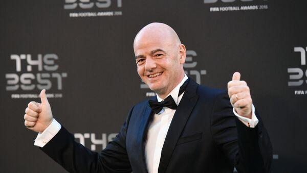Церемония вручения наград The Best FIFA Football Awards 2018 - Sputnik Таджикистан