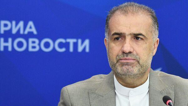 Чрезвычайный и Полномочный Посол Исламской Республики Иран в Российской Федерации - Sputnik Тоҷикистон