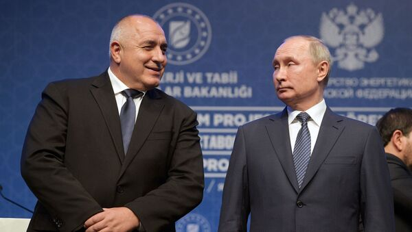 Рабочий визит президента РФ В. Путина в Турецкую Республику - Sputnik Таджикистан