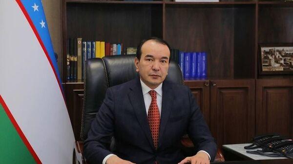 Министр культуры Узбекистана Озодбек Назарбеков - Sputnik Тоҷикистон