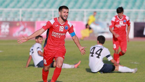 Футбольный клуб Худжанд  - Sputnik Таджикистан