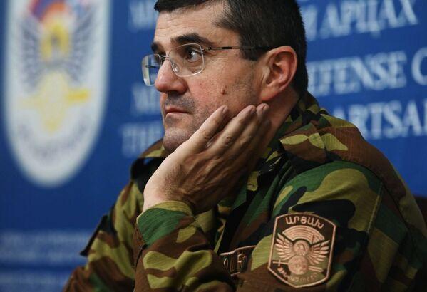 Военный конфликт в Карабахе - Sputnik Таджикистан