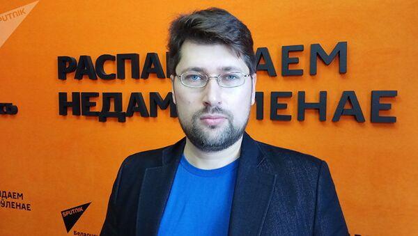 Руководитель Центра экономических исследований Института глобализации и социальных движений РФ Василий Колташов  - Sputnik Таджикистан