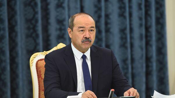 Премьер-министр Узбекистана Абдулла Арипов - Sputnik Таджикистан