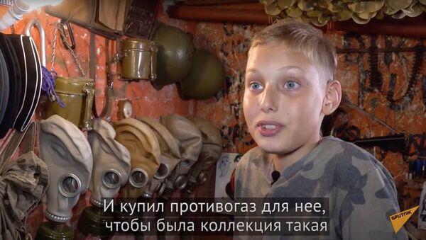Подвальчик с историями: как калининградский школьник открыл музей - Sputnik Таджикистан