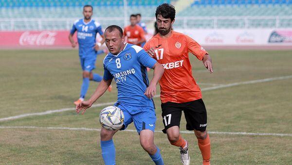 Душанбинский ЦСКА стал бронзовым призером чемпионата Таджикистана по футболу - Sputnik Таджикистан