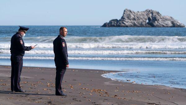 Полиция проверяет информацию о загрязнении воды и гибели морских животных на Камчатке - Sputnik Таджикистан