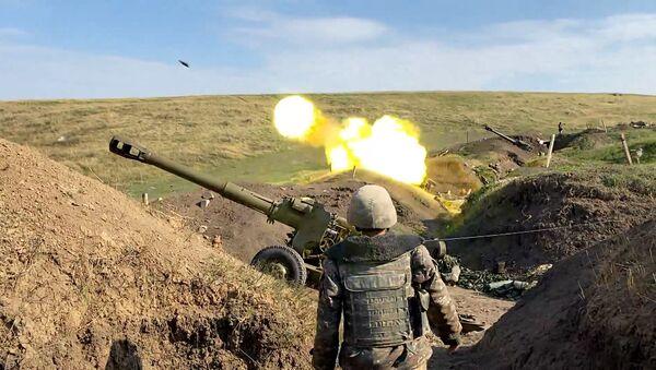 Нагорный Карабах: Россия, США и Франция думают, как остановить кровопролитие - Sputnik Тоҷикистон