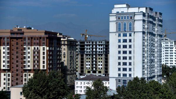 Город Душанбе - Sputnik Таджикистан