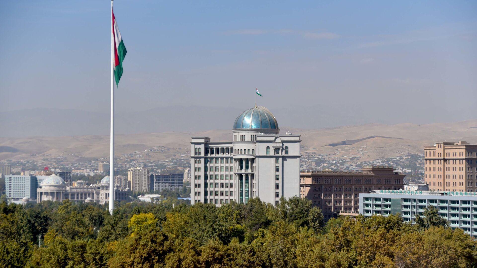 Город Душанбе - Sputnik Таджикистан, 1920, 21.09.2021