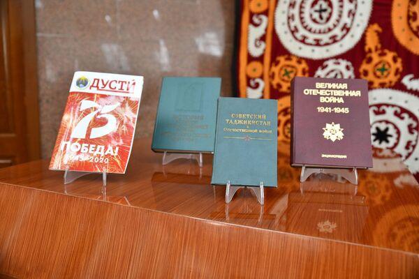 Выставка в национальном музее Таджикистана под названием Никто не забыт, ничто не забыто  - Sputnik Таджикистан