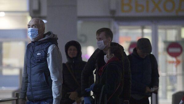 Возвращение российских граждан из-за рубежа - Sputnik Тоҷикистон