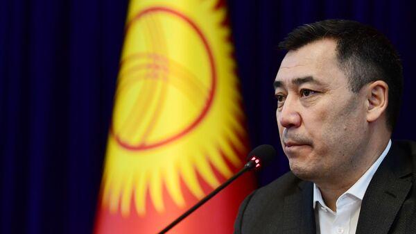 Ситуация в Бишкеке - Sputnik Таджикистан