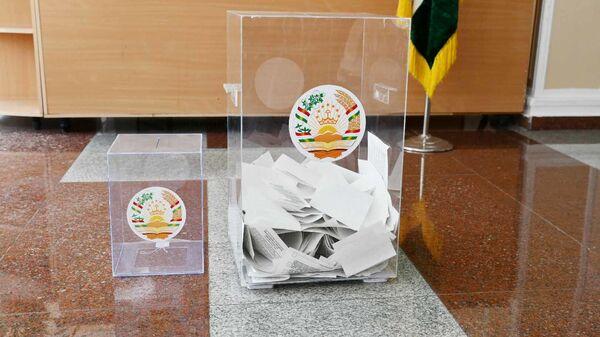 Выборы в Таджикистане - Sputnik Таджикистан