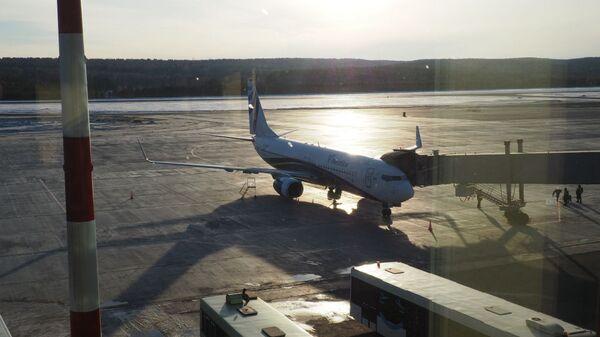 Аэропорт Красноярска - Sputnik Таджикистан
