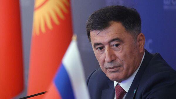Генеральный секретарь ШОС Владимир Норов - Sputnik Таджикистан