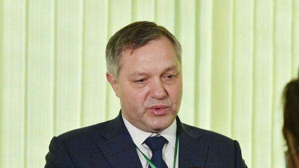 Генсек Совета МПА СНГ Дмитрий Кобицкий - Sputnik Тоҷикистон