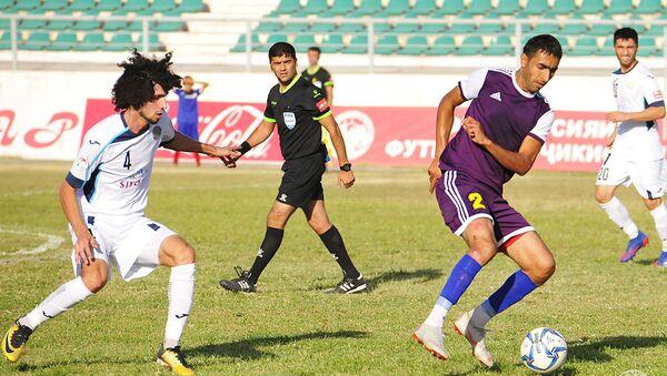 Сезон 2020 в первой лиге Таджикистана по футболу - Sputnik Таджикистан