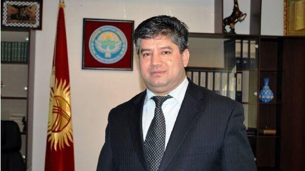 Равшанбек Сабиров, новый вице-премьера Киргизии - Sputnik Тоҷикистон