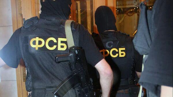 Сотрудники ФСБ России - Sputnik Таджикистан