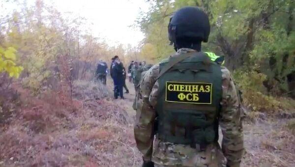 В Волгограде ликвидировали группировку боевиков из Центральной Азии - Sputnik Таджикистан