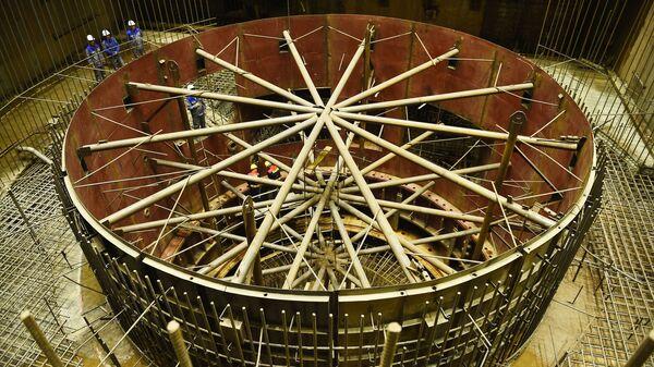 Строительство Рогунской ГЭС в Таджикистане - Sputnik Тоҷикистон