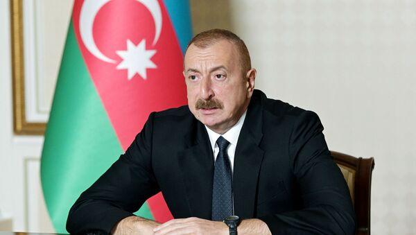 Заседание Совета безопасности Азербайджана в связи с ситуацией на границе с Арменией - Sputnik Тоҷикистон