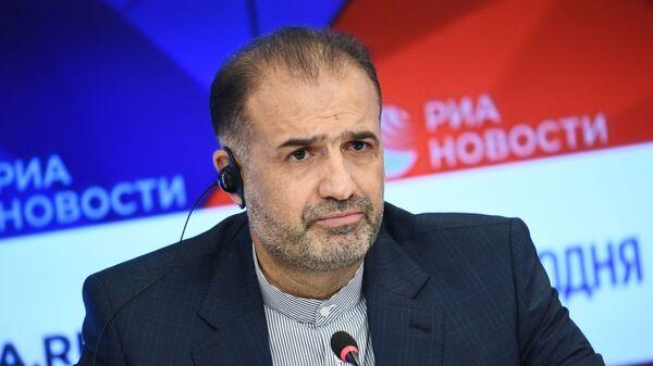 Посол Ирана в РФ Казем Джалали - Sputnik Тоҷикистон
