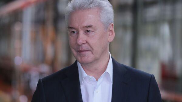 Мэр Москвы Сергей Собянин - Sputnik Таджикистан