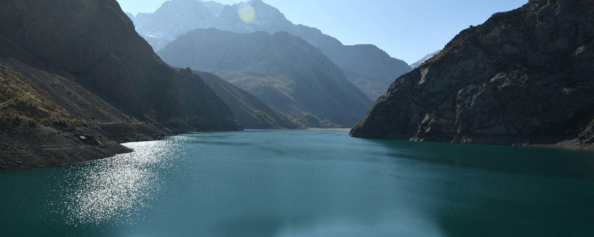 Озеро Маргузор - Sputnik Таджикистан, 1920, 15.07.2021