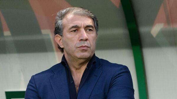 Футбольный тренер Рашид Рахимов - Sputnik Таджикистан