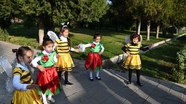 Праздник Мехргон в Душанбе - Sputnik Таджикистан