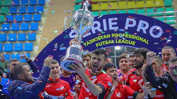 Сипар стал чемпионом Таджикистана - Sputnik Тоҷикистон