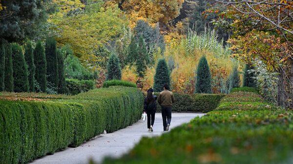 Ботанический сад Боги Ирам - Sputnik Таджикистан