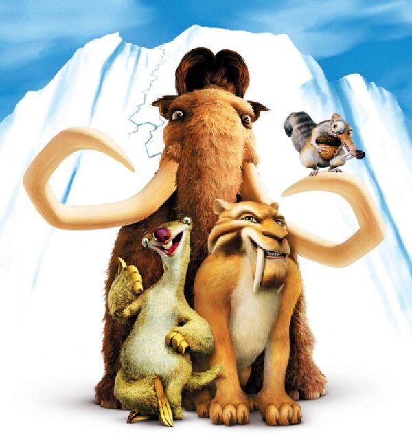 Постер мультфильма Ледниковый период - Sputnik Таджикистан