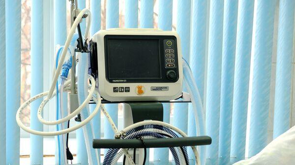 Аппарат для ИВЛ - Sputnik Таджикистан