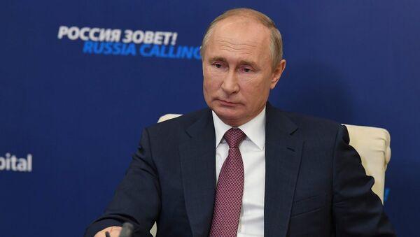 Путин оценил предложение Лукашенко изменить Конституцию Беларуси - Sputnik Тоҷикистон