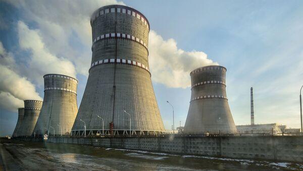 Ровенская АЭС, архивное фото - Sputnik Таджикистан