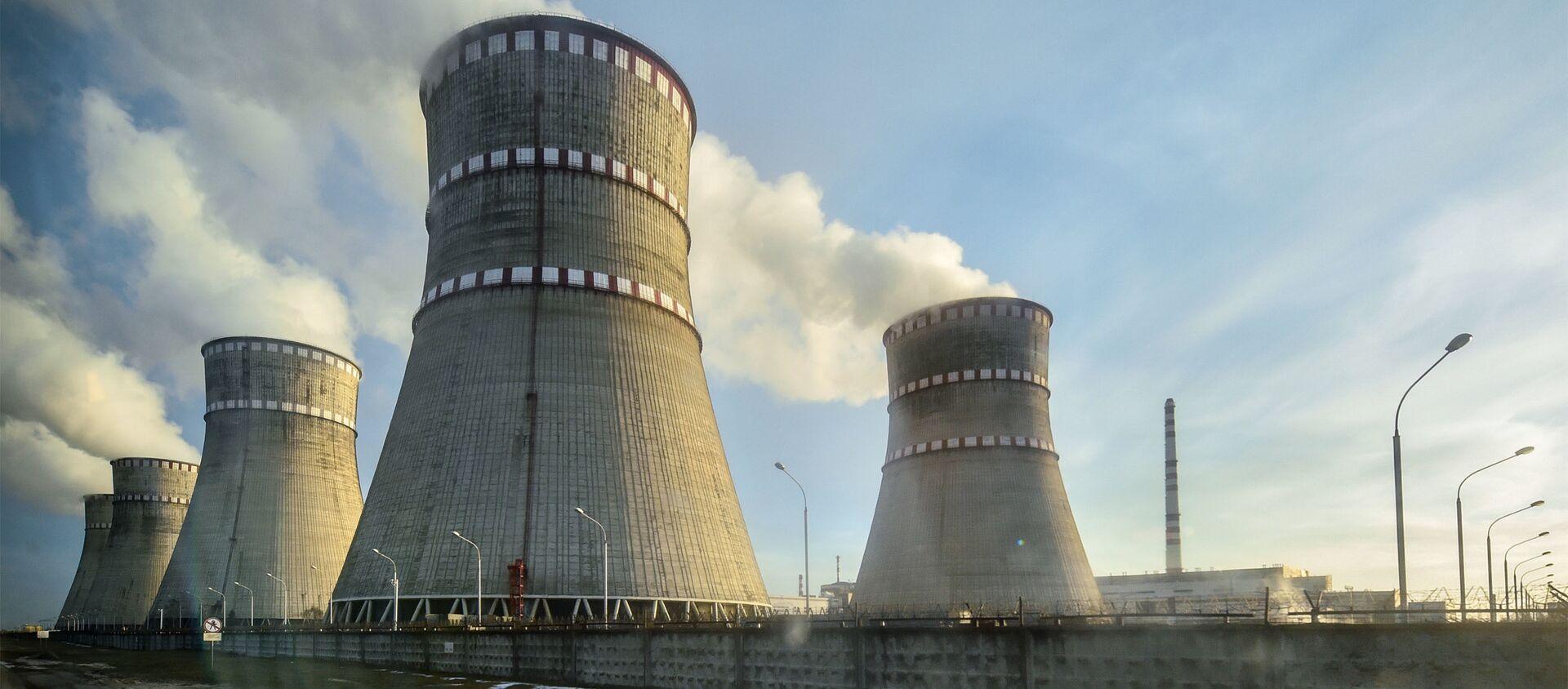 Ровенская АЭС, архивное фото - Sputnik Таджикистан, 1920, 01.11.2020