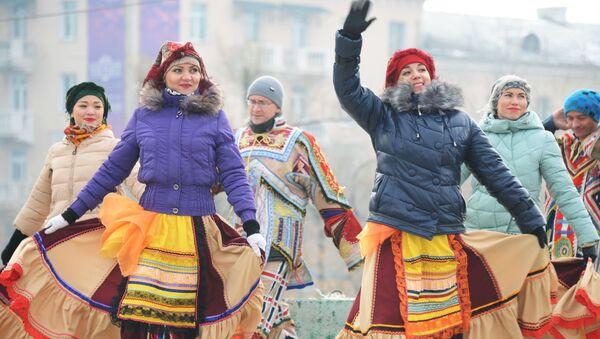 День народного единства в регионах России - Sputnik Таджикистан