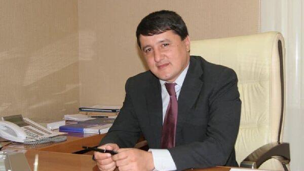 Шерали Кабиров, новый министр промышленности - Sputnik Тоҷикистон