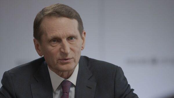 Зачем Запад расшатывает ЕАЭС и ОДКБ - эксклюзив Нарышкина Дмитрию Киселеву - Sputnik Таджикистан