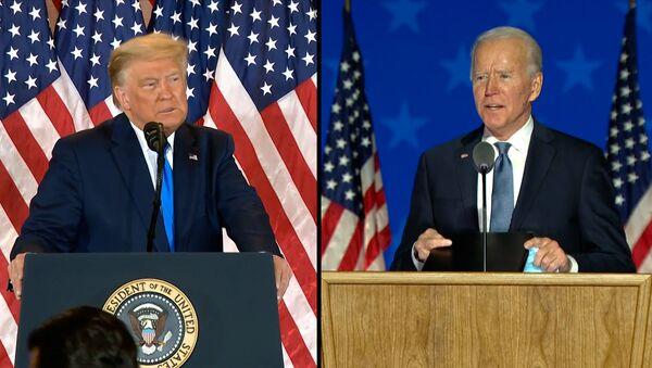 Выборы президента США: Россия снова невольно участвует в голосовании? - Sputnik Тоҷикистон