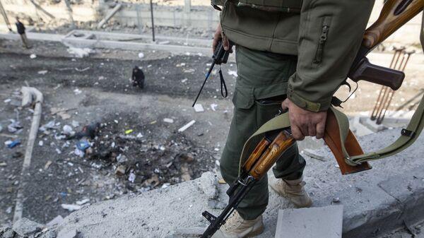Нагорный Карабах во время обострения конфликта - Sputnik Таджикистан