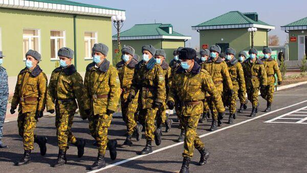 В городе Канибадам Согдийской области состоялось открытие приграничного пункта Санчидзор - Sputnik Таджикистан