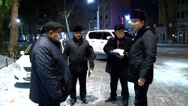 Новый мэр Худжанда начал работу - Sputnik Тоҷикистон